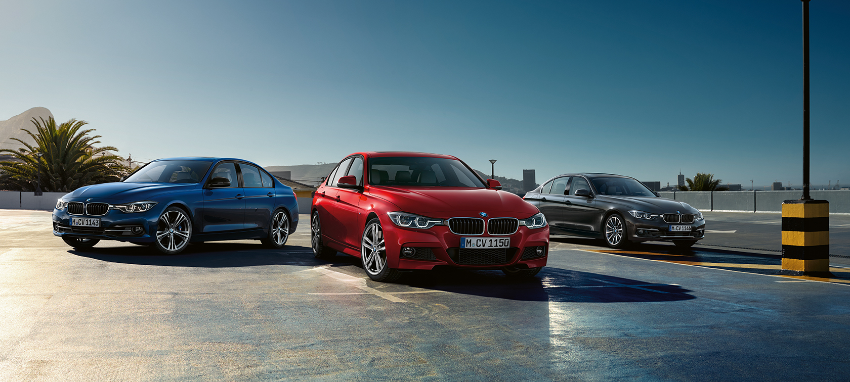 Lines & Equipment for the BMW 3 Series Sedan