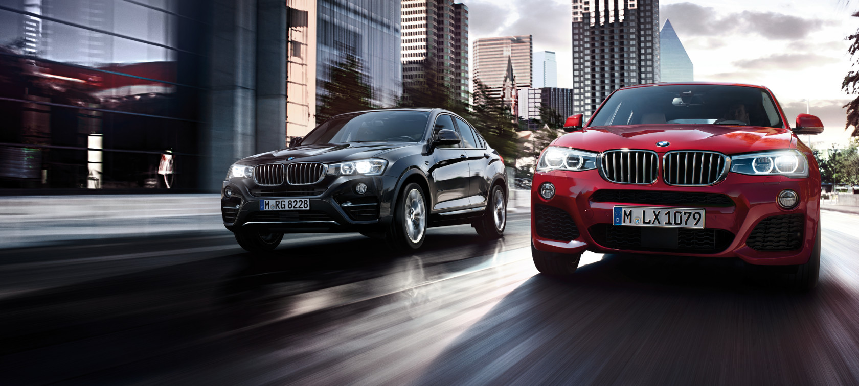 xLine & Equipment for the BMW X4